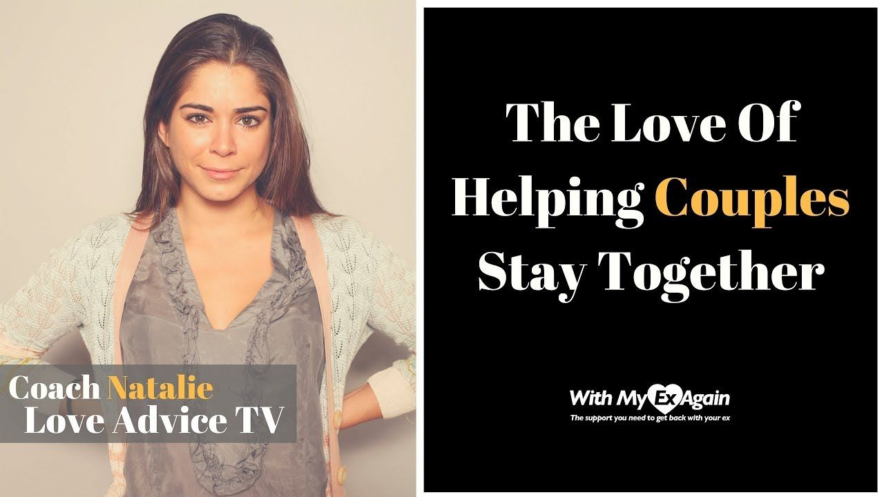 Coach Natalie Love Advice TV: The Love Of Helping People