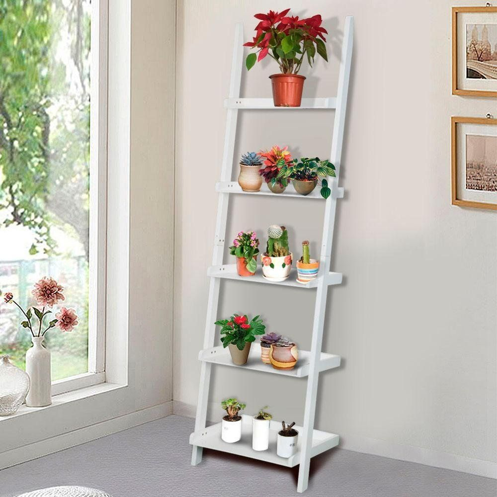 Amazon topeakmart living room white wooden inch tier