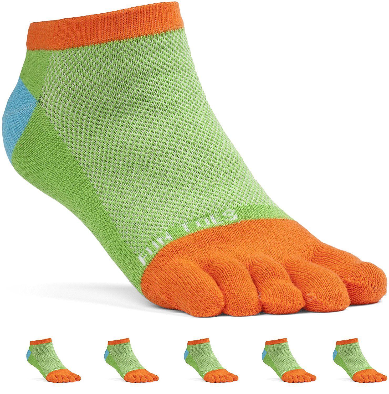 Women Toe Socks Five Finger Socks, Inkach Stylish Girls