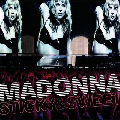 Madonna - The Sticky & Sweet Tour (CD)