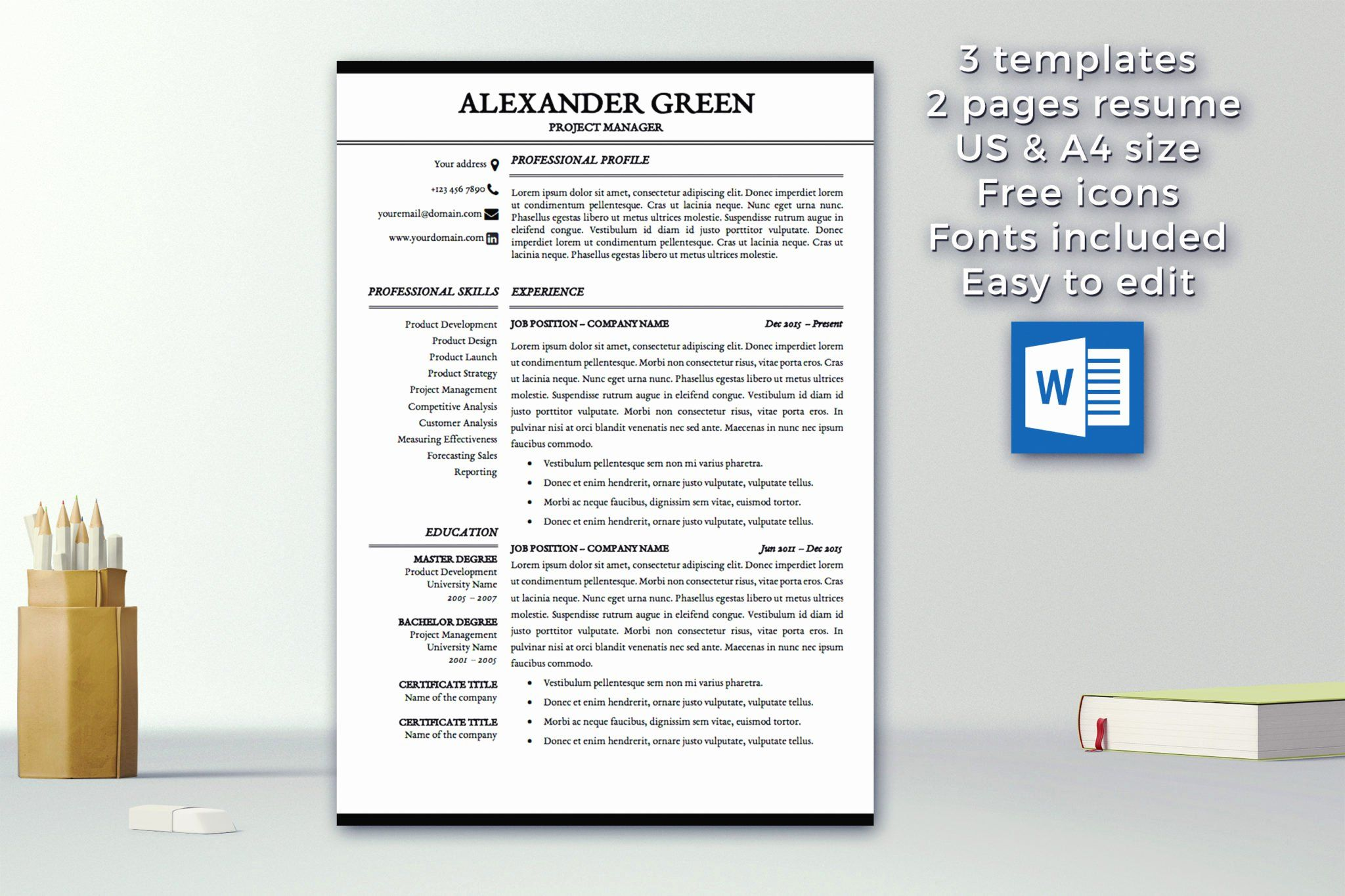 25 resume cover pages templates in 2020 page international job cv format teacher responsibilities on sample skills statements