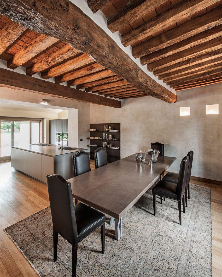 Arredamento Rustico Casa rustico is a residential project designed by carnet casa. it