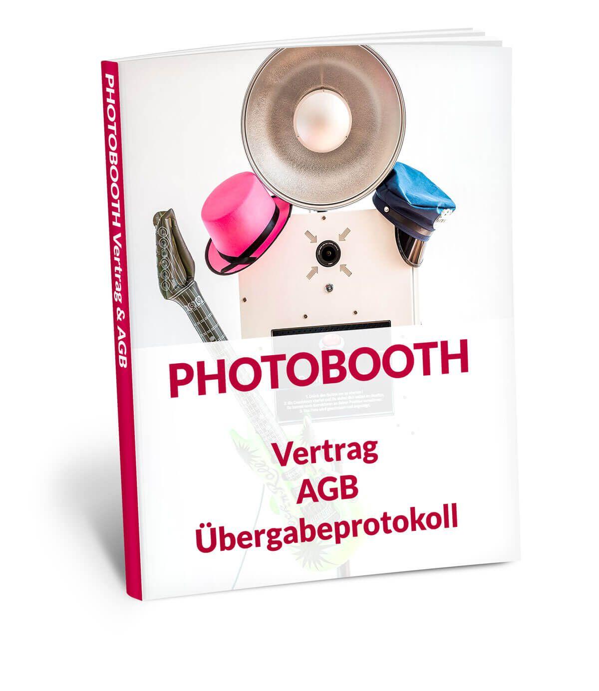 Photo Booth Vorlagen Vertrag Vertragsvorlage Photobooth Mietvertrag ...