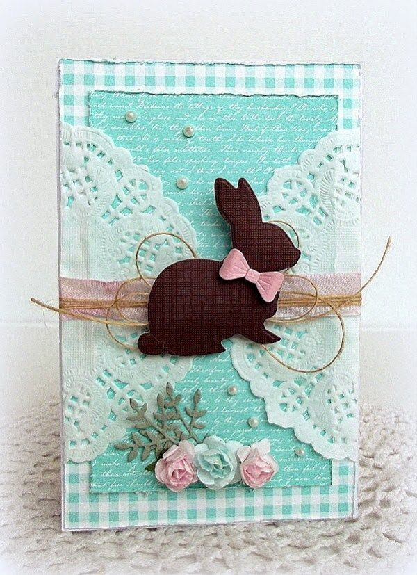 8 Spring Inspired Handmade Cards With Images Easter Cards