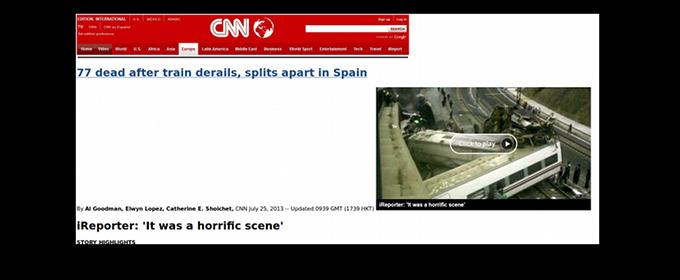 CNN Spam Attack Cnn, Attack, Campaign