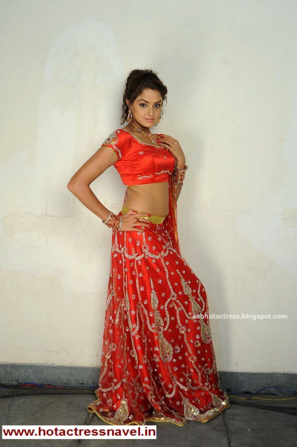 Tamilisch sexy Saree Mädchen