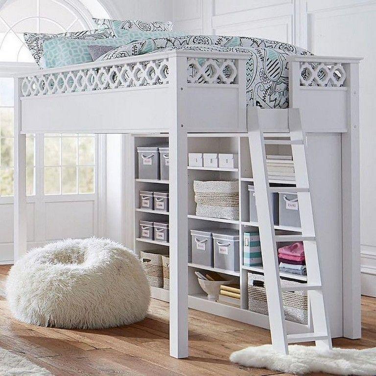 52+ Stunning Tiny Loft Apartment Decor Ideas | Loft ...
