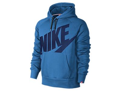 nike herren sweatshirt aw77 air hoodie