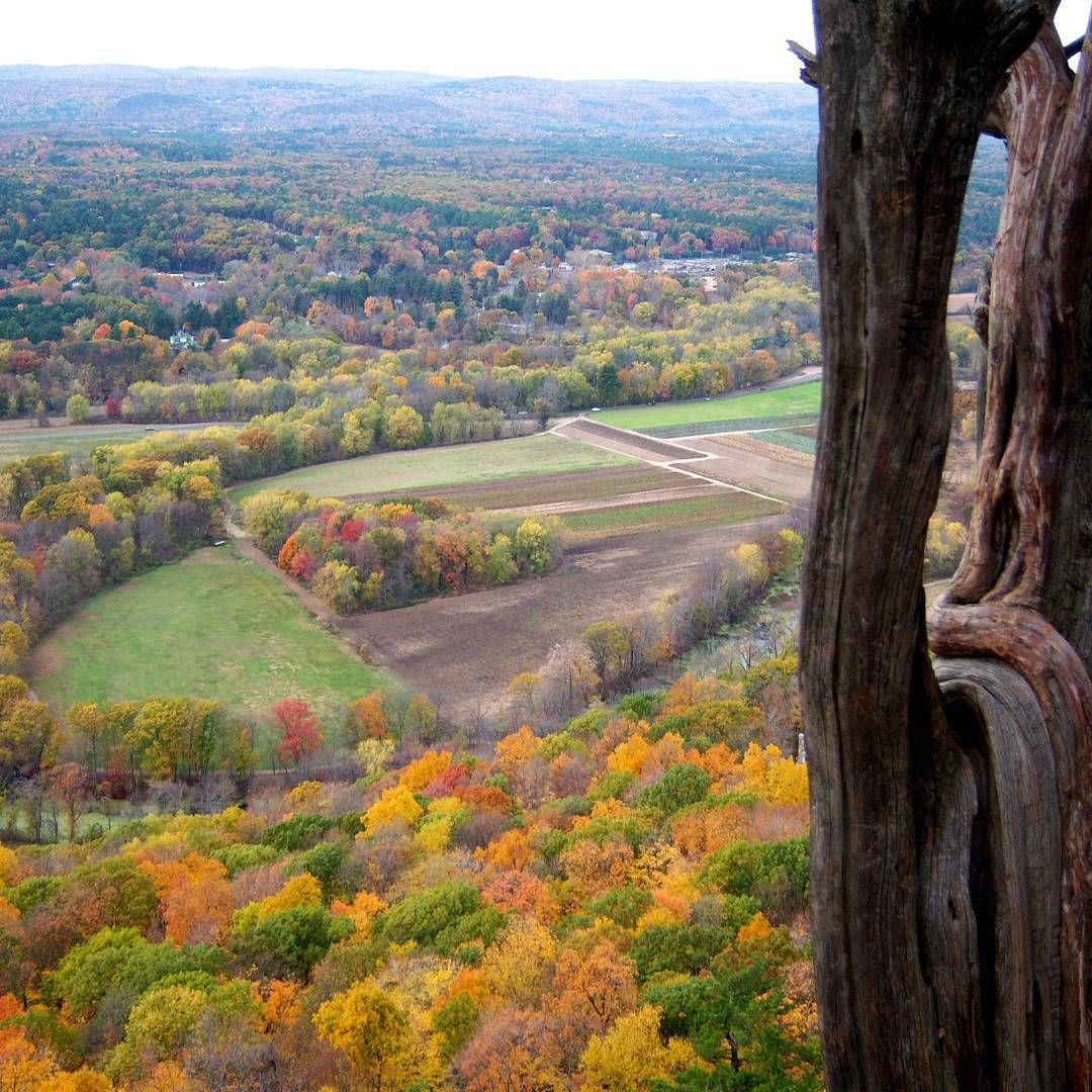 Hiking Tours Usa: Talcott Mountain In Simsbury, CT. #Hiking #Connecticut