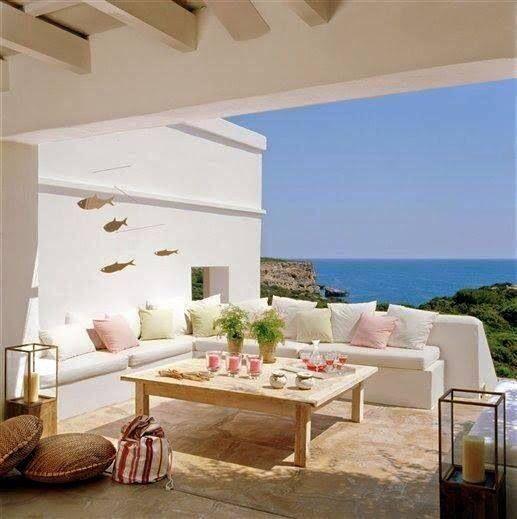 Terraza Playa Casas De Playa Casas Frente Al Mar Y