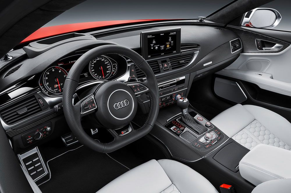 New Design 2015 Audi Rs7 Sportback Review Interior View Model Audi