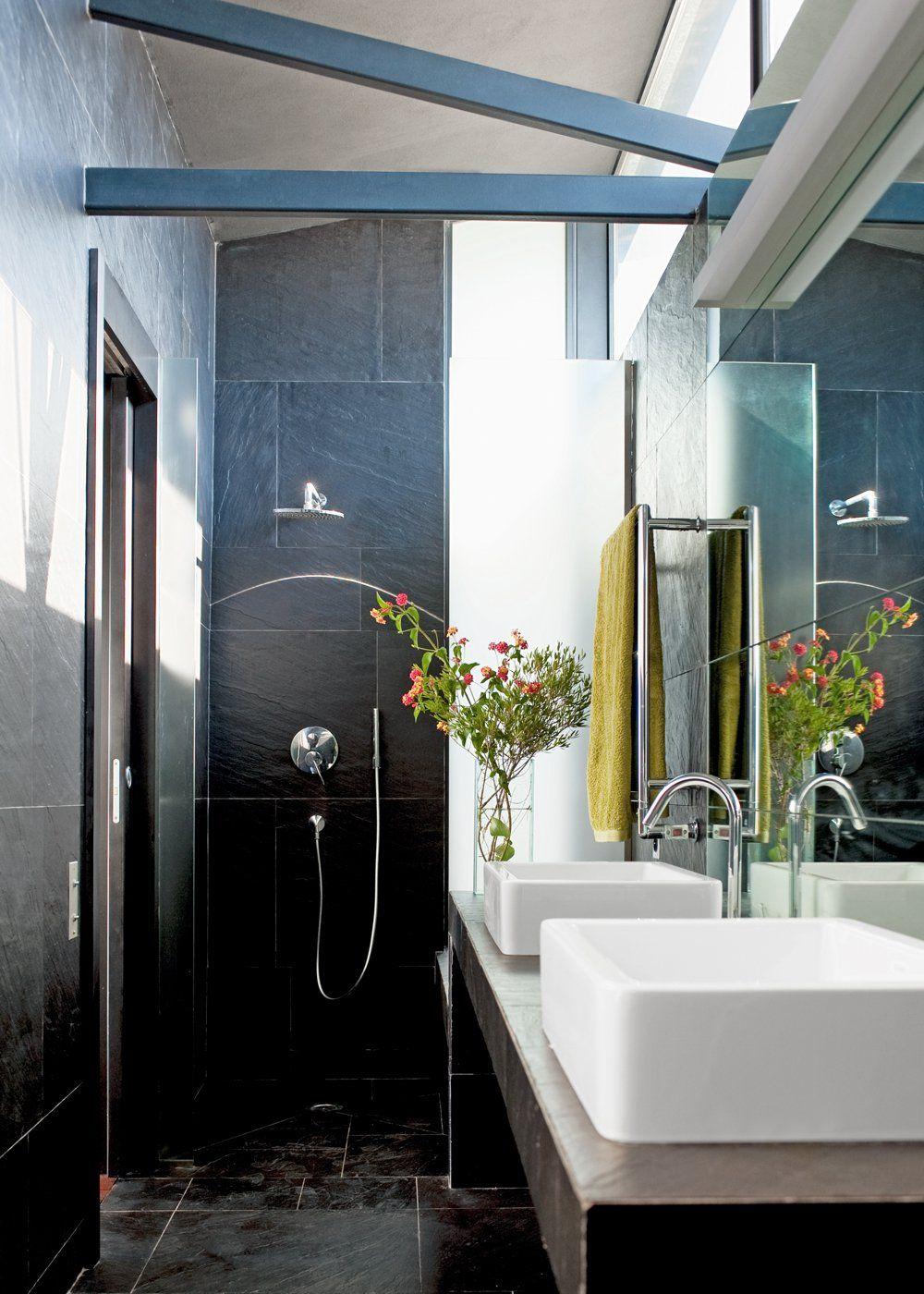 Petite salle de bain design : comment l\'aménager ? | Salle de bains ...