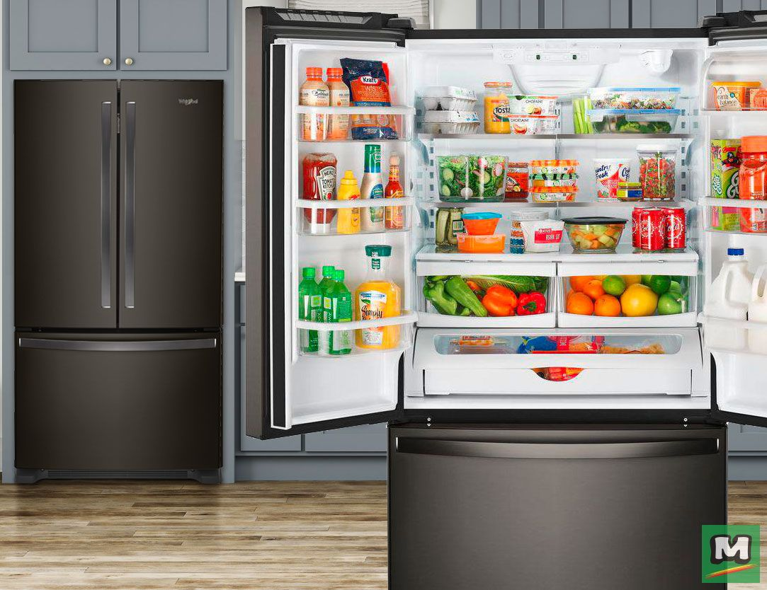 save energy and money with this whirlpool refrigerator on top new diy garage storage and organization ideas minimal budget garage make over id=42474
