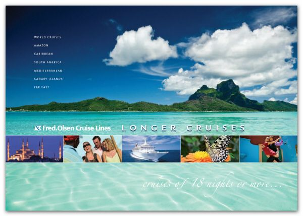 cruise advertisement examples - Google Search | Nautical ...