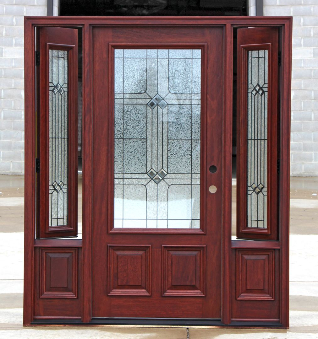 Operable Sidelights Venting Sidelites Exterior Door Window Front Doors With Windows Exterior Doors