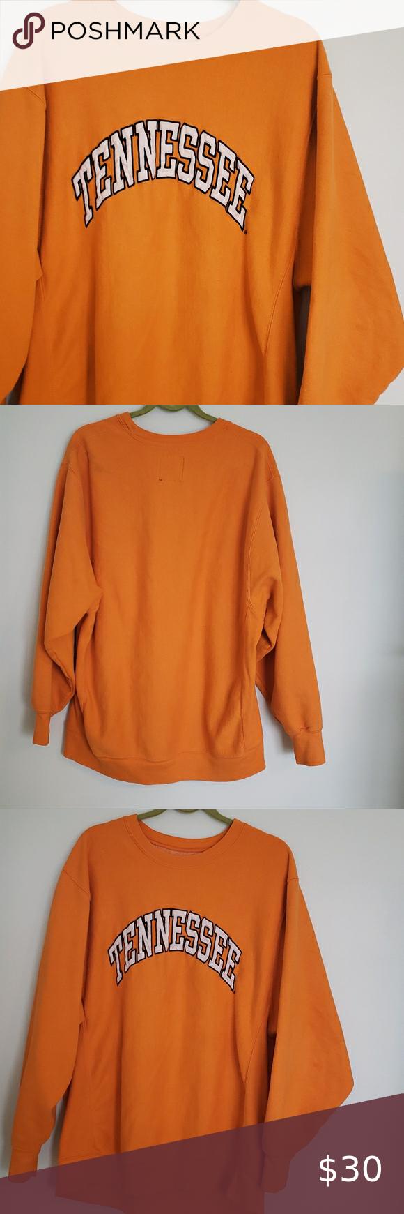 Vtg Oversized Tennessee Vols Crewneck Sweatshirt Sweatshirts Simple Fall Outfits Crew Neck Sweatshirt [ 1740 x 580 Pixel ]