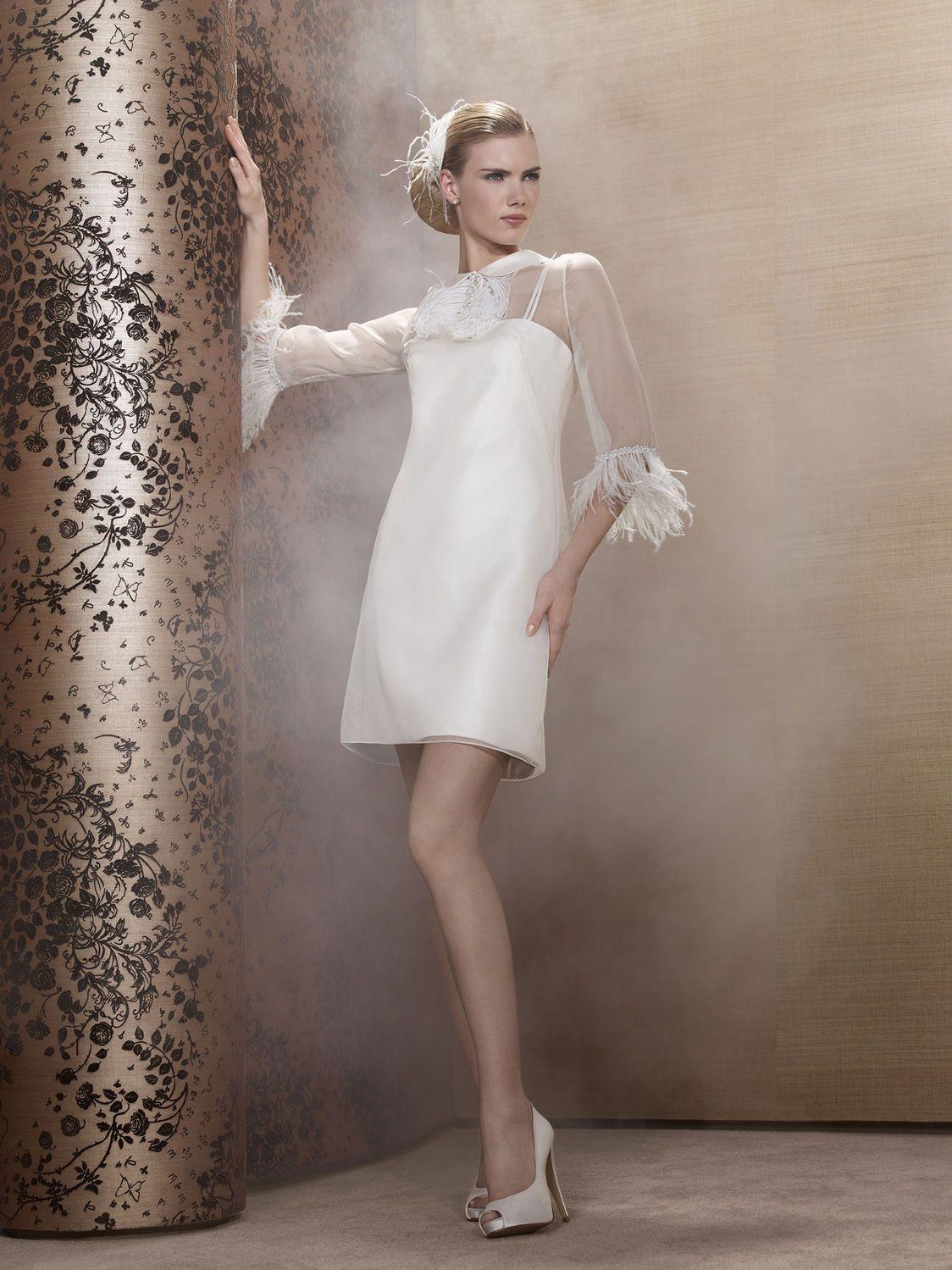 Robe de mariée cavalli mode robes dresses pinterest short