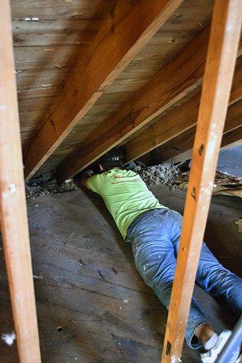 How To Insulate Your Attic Insulation Garage Interior Attic Insulation