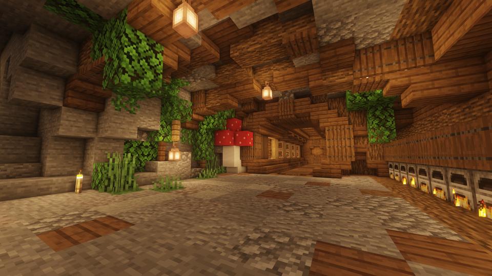Storage Room Minecraft