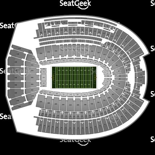 Ohio State Buckeyes Football Seating Chart Ohio State Buckeyes Football Nebraska Football Ohio State Buckeyes