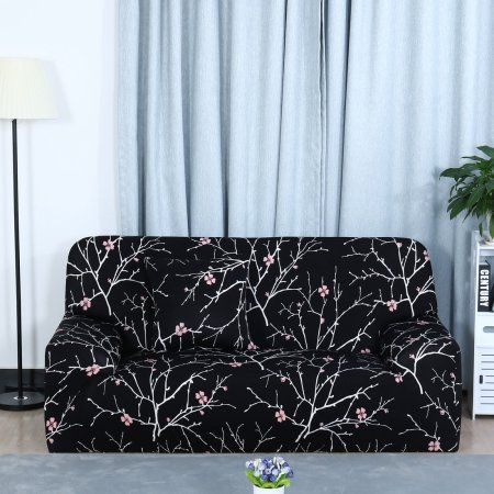 Sofa Chair Covers Amazon Design Shop Piccocasa Slipcover Couch 4 Seater Protectors 92 122 Inches Pattern