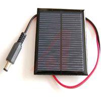 OSEPP - SC10036 - Monocrystalline Solar Cell,  100mA,  3.6V