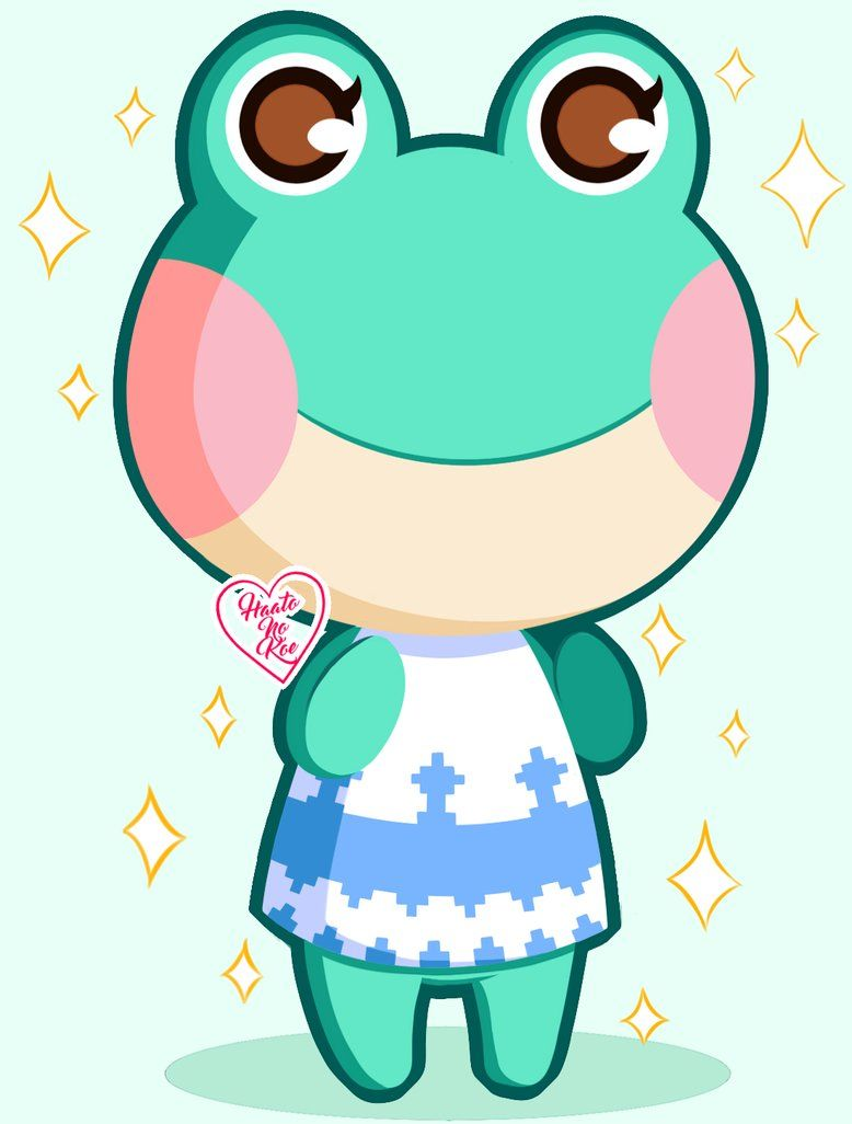 Animal Crossing New Leaf Lily By Haato No Koe Animal Crossing
