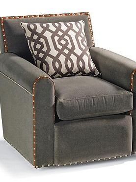 Perfect for your living room or den, the Haddington Club Chair is the perfect combination of comfort and beauty.