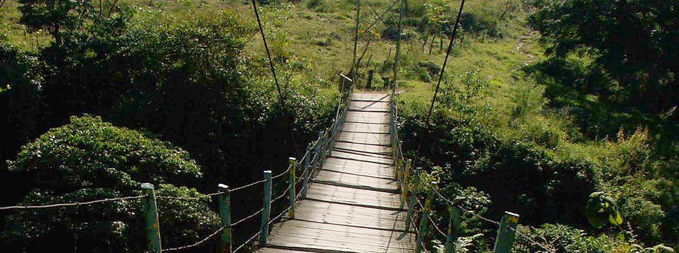 Puente Colgante de Pahuatlán