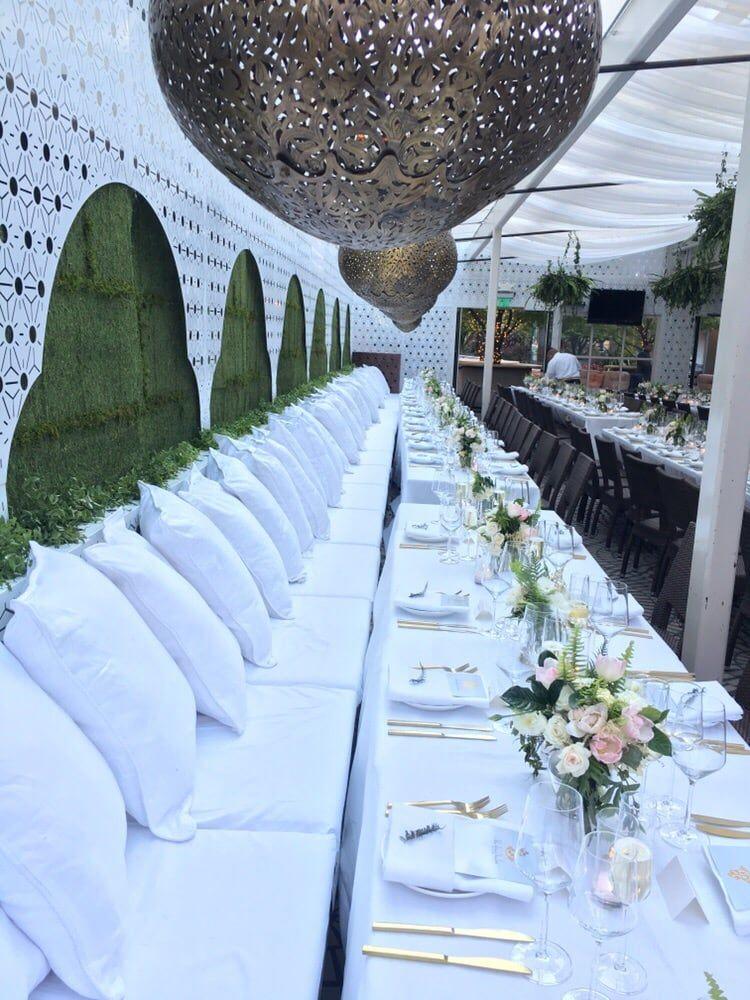 Photo Of Sens Restaurant San Francisco Ca United States Wedding