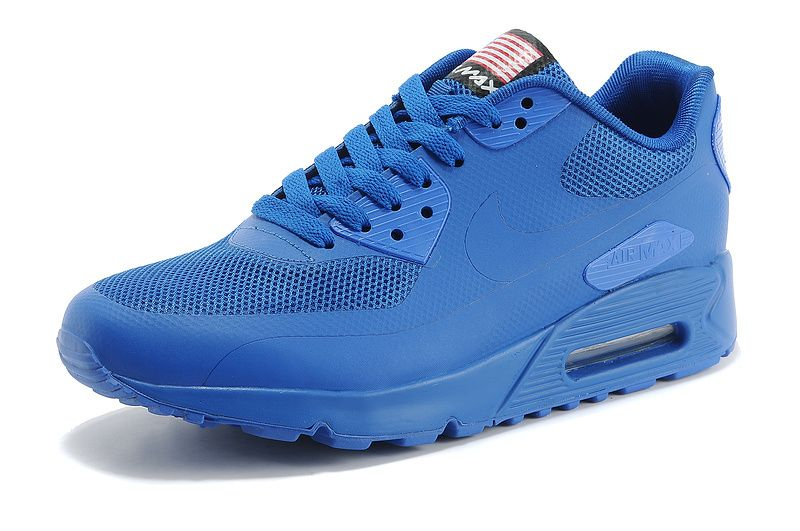 nike air max 90 american flag blue