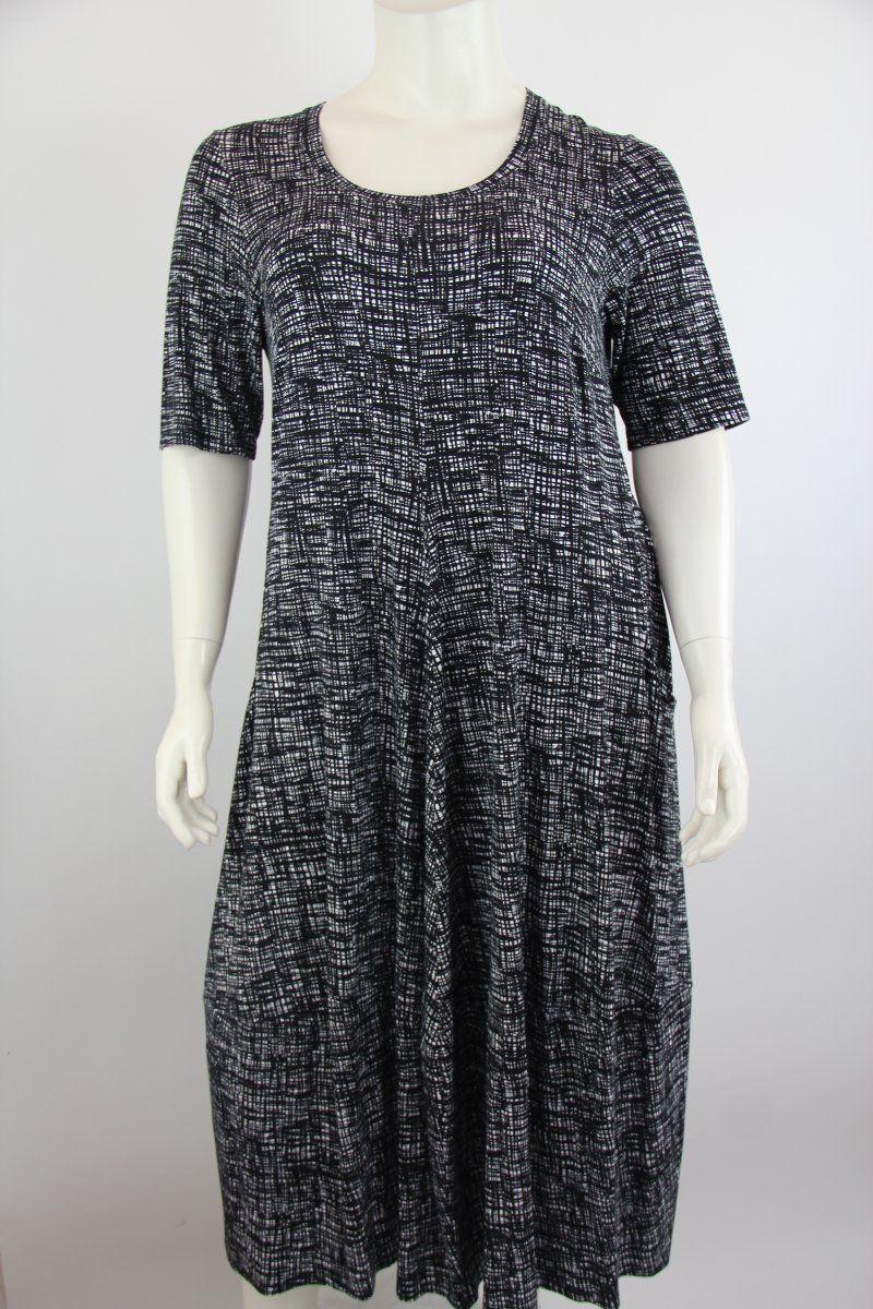 Q'neel jurk – Grote maten mode | Dameskleding online