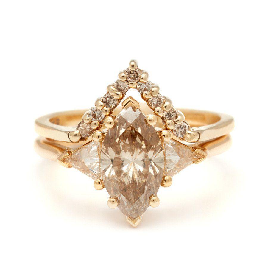 60b6004701c9b Bea Suite No. 24 | wedding | Rings, Vintage engagement rings ...