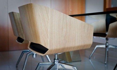 WOODI : SITAG krzesła i fotele biurowe, fotele obrotowe