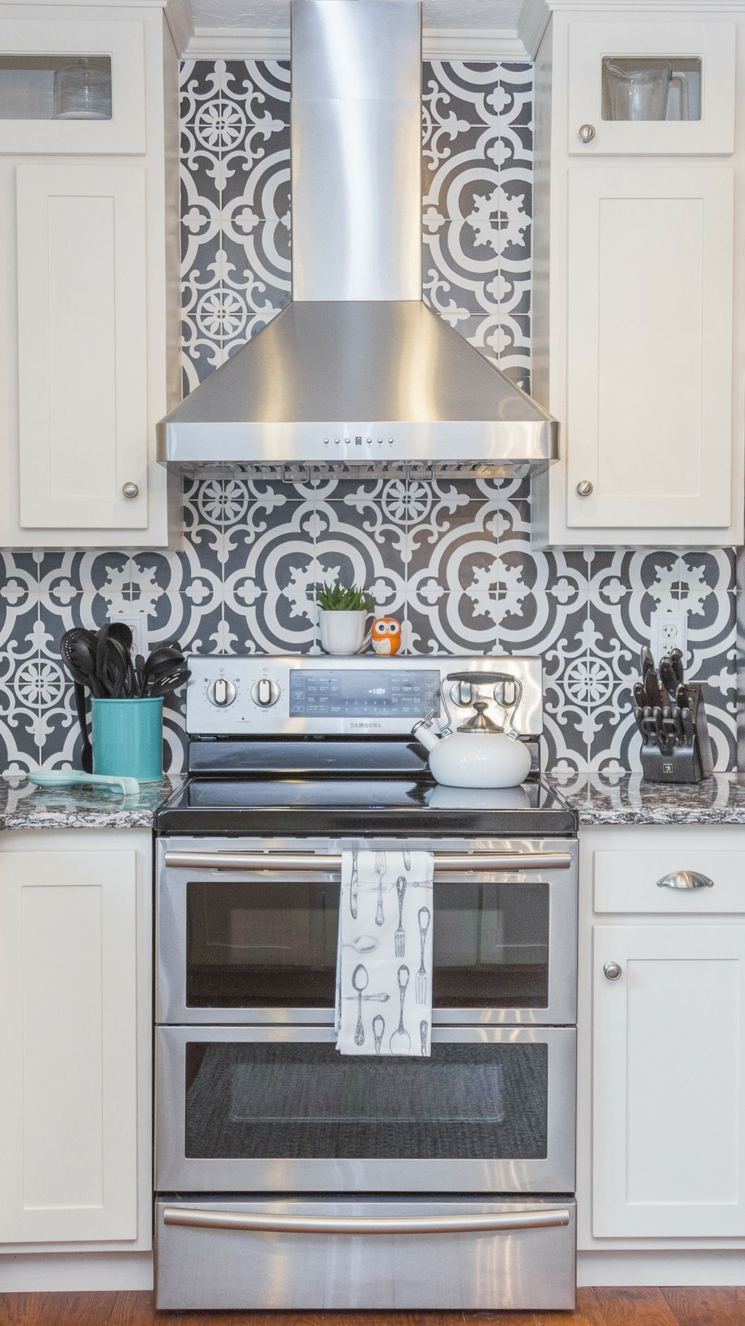 Kitchen with no window  kitchen magic cabinet refacing project kitchenrefacing  kitchen