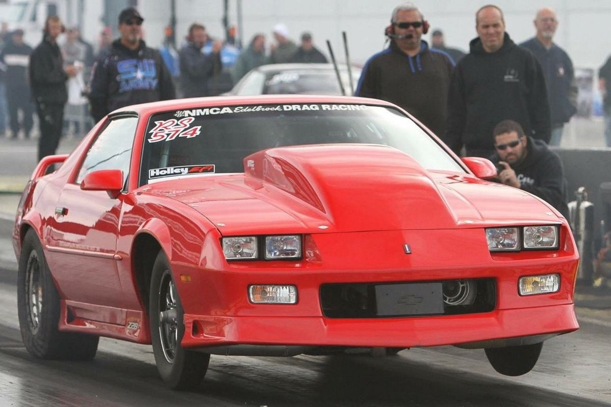 Jessie Coulter Wins Real Street at NMCA LSX Challenge
