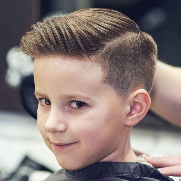Cool 7, 8, 9, 10, 11 And 12 Year Old Boy Haircuts (2020