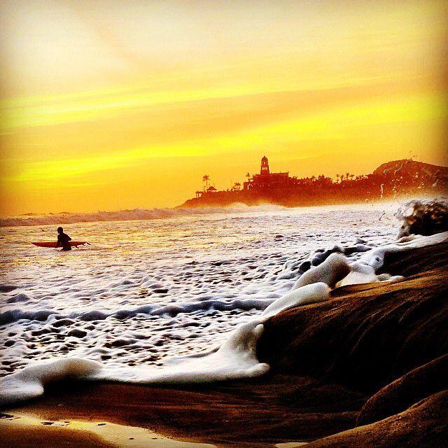Surfing | Baja