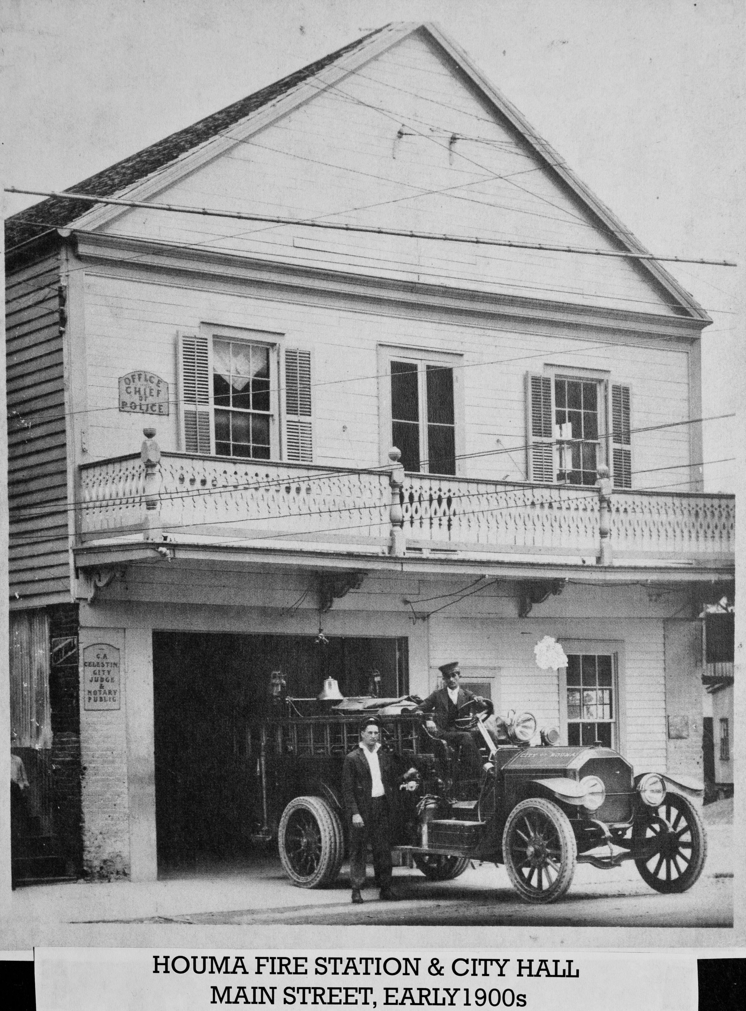 Houma, LA - early 1900's www houmatravel com | Bayou History