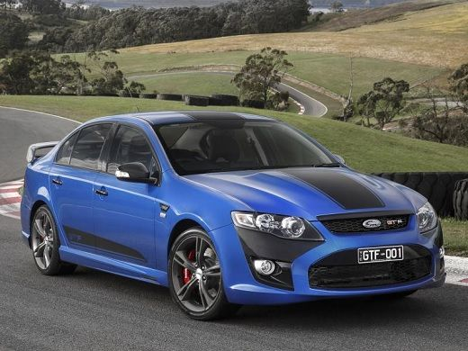 Ford Falcon Gt F  Engine And Specs