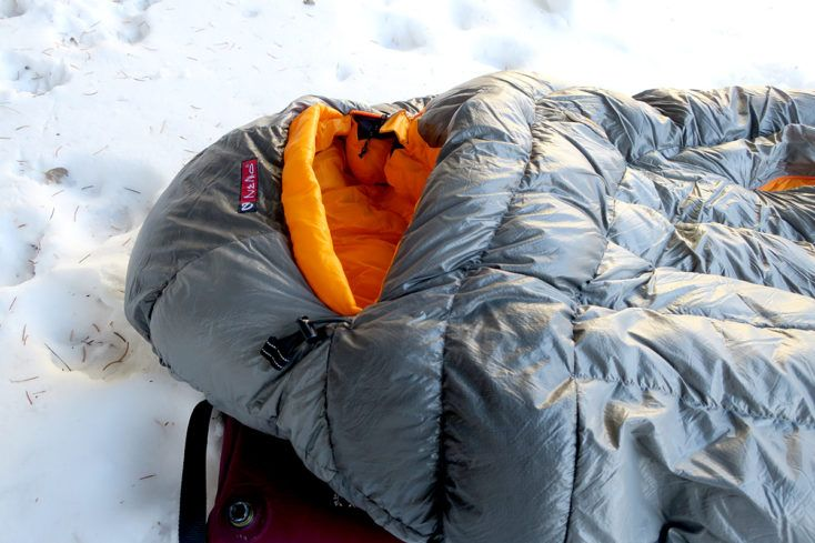 a113e887f Nemo Sonic Sleeping Bag -20 | Tents | Down sleeping bag, Winter ...