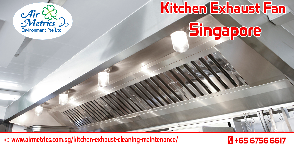 We Are A Leading Kitchen Exhaust Fan Cleaning Service Provider In