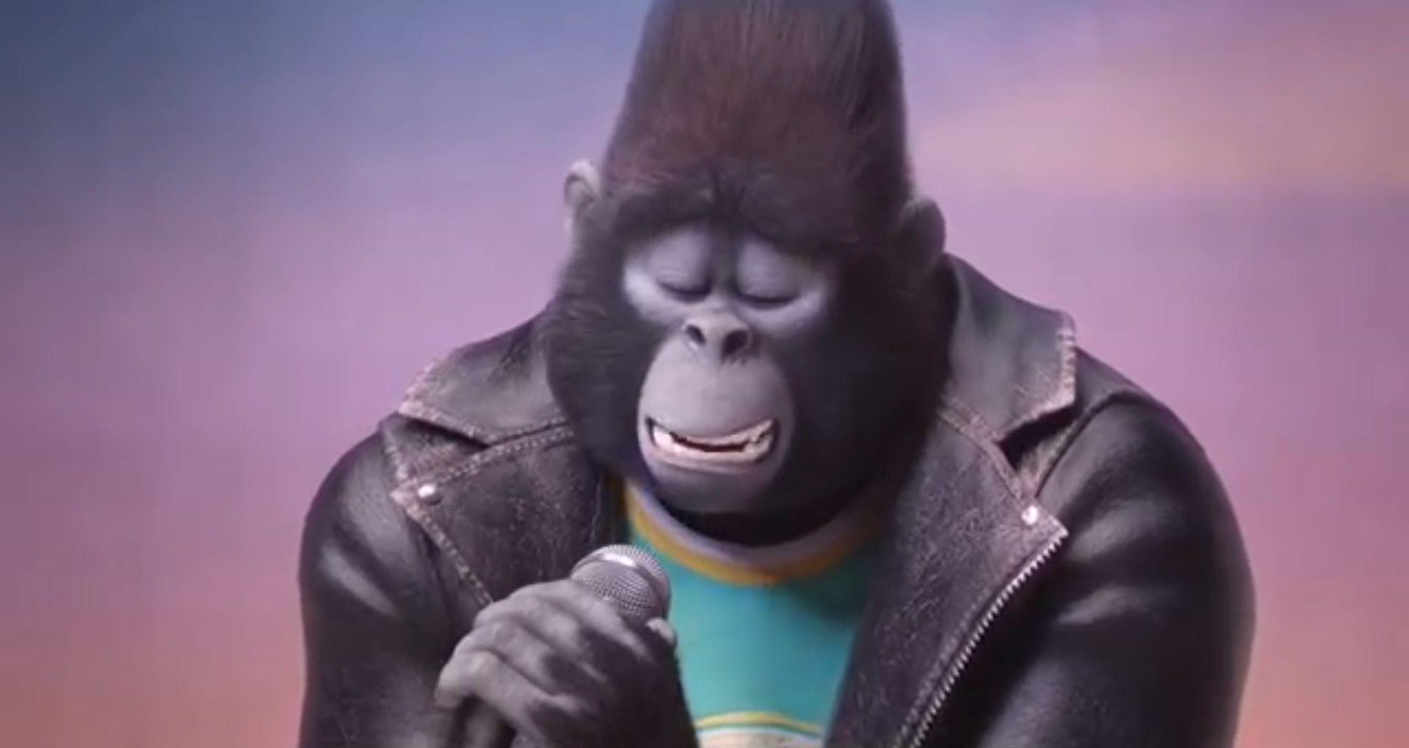 Laaaaaaaa New Film Sing ️ ️️