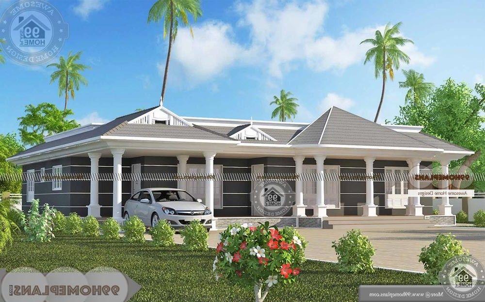 1 Floor House Plans Single Story