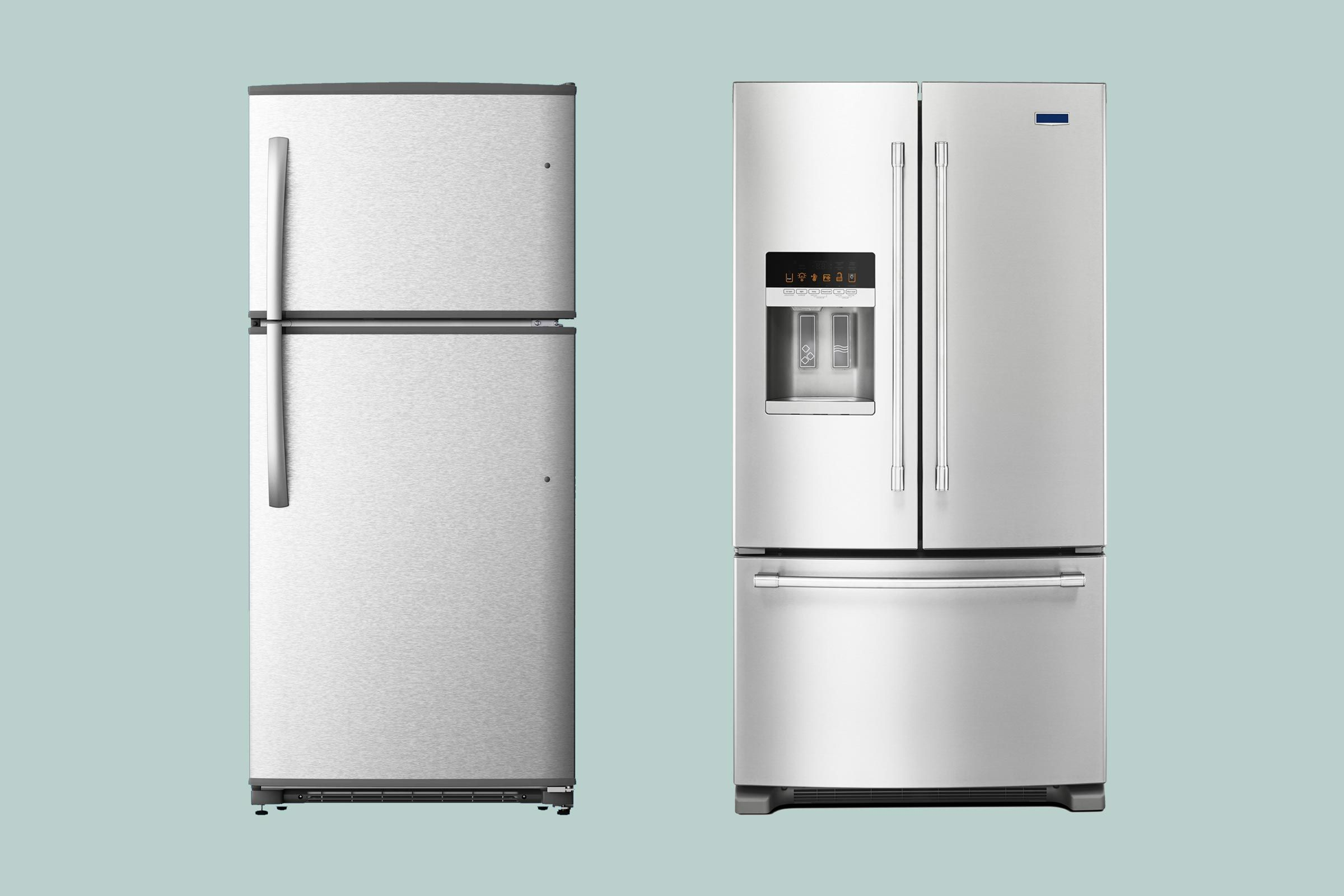 Bottom Freezer Vs Top Freezer Which One S Better In 2020 Bottom Freezer Freezer Bottom Freezer Refrigerator