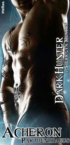 Dark Hunter Acheron Dark Hunter Dark Hunter Dark Sherrilyn