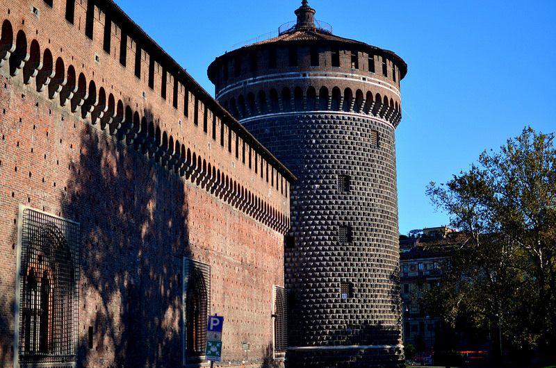 Castello Sforzesco | Flickr - Photo Sharing!