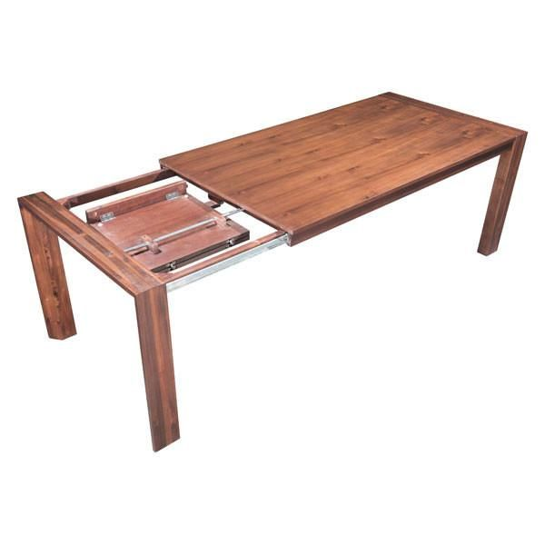 About The Product The Perth Extension Dining Table Features