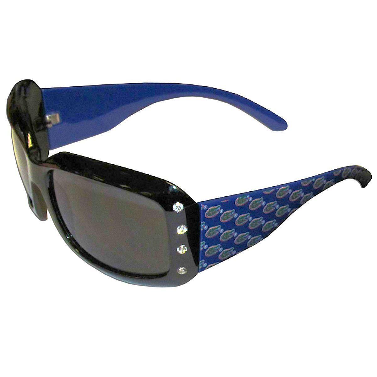 4d778bcbd4bc Florida Gators NCAA Women s Rhinestone Designer Sunglasses ...