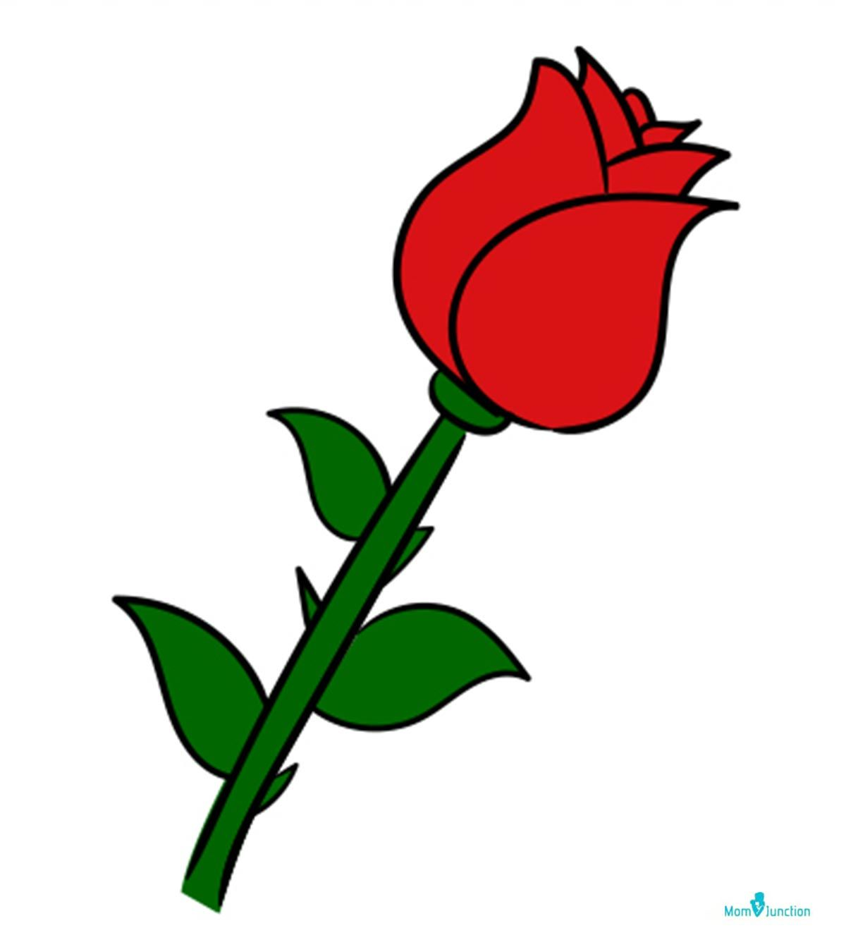 How To Draw A Rose Easy Step By Step Guide In 2020 Flower Drawing Flower Drawing Tutorials Drawings